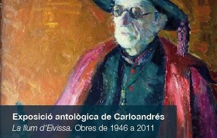 Portada catàleg retrospectiva Carloandres
